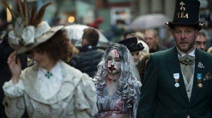 Gotų savaitgalis Vitbyje, Didžiojoje Britanijoje