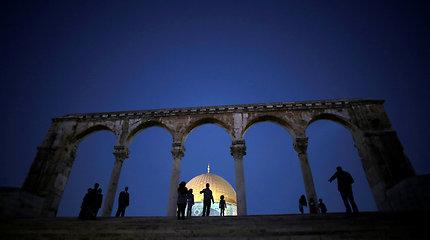 Australija pripažino Vakarų Jeruzalę Izraelio sostine
