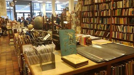 Amsterdamo knygynai ir bibliotekos