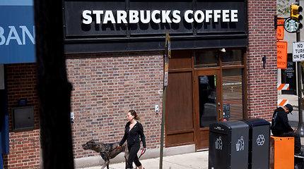 """""""Starbucks"""" savo kavinių """"Wi-Fi"""" tinkle blokuos prieigą prie pornografijos svetainių"""