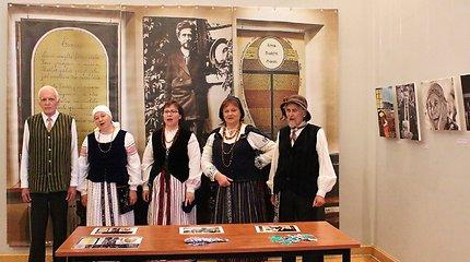 Vilniaus rotušės pilkojoje salėje atidaryta improvizuota Vydūno klasė