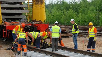 """""""RB Rail"""" darbuotojų atrankai planuoja skirti 82 tūkst. eurų"""