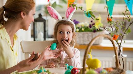 Šokoladiniai velykiniai saldumynai: ko ieškoti etiketėje?