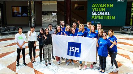 ISM magistrantai Japonijoje praplečia kompetencijas bei užmezga naudingas verslo pažintis