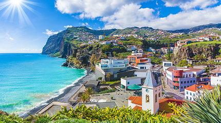 Madeira – C.Ronaldo gimtinė