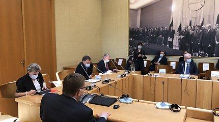 LSDDP surengta konferencija Seime, skirta šviesaus atminimo Prezidento Algirdo Brazausko 88-osioms gimimo metinėms.