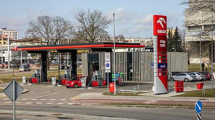 """""""ORLEN"""" mažina degalų kainas Lietuvoje"""