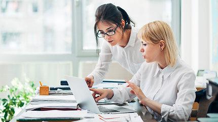 Darbuotojai mokosi pagal asmeninį tobulėjimo planą