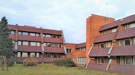 Prie Kadagių slėnio bus parduodamos dvi sanatorijos ir du žemės sklypai