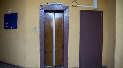 Vyriausybė pritarė liftų ir kitų potencialiai pavojingų įrenginių priežiūros pakeitimams
