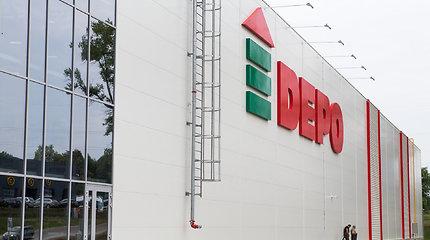 """Prancūzijos """"Corum"""" fondas perka tinklo """"Depo"""" parduotuvę Vilniuje"""