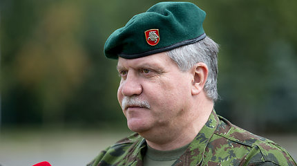 J.V.Žukas pradėjo dirbti prezidento vyriausiuoju patarėju gynybos klausimais