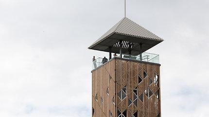 Birštono savivaldybė uždraudė rūkyti šalia aukščiausio šalyje apžvalgos bokšto