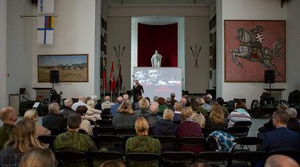 """Karo muziejuje – filmo """"Mokytojas. Adolfas Ramanauskas–Vanagas"""" premjera"""