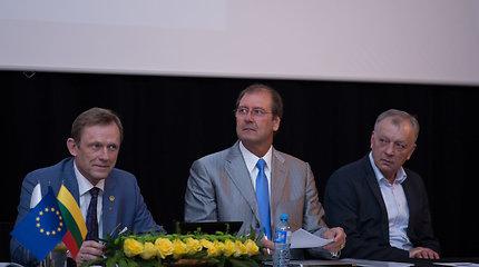 Iš Darbo partijos pasitraukė vienas lyderių – buvęs kultūros ministras Šarūnas Birutis