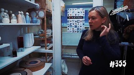 Keramikę unikaliems darbams įkvepia kelionės
