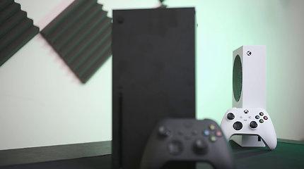 """Naujųjų """"PlayStation"""" ir """"Xbox"""" konsolių Lietuvoje trūks bent iki kitų metų"""
