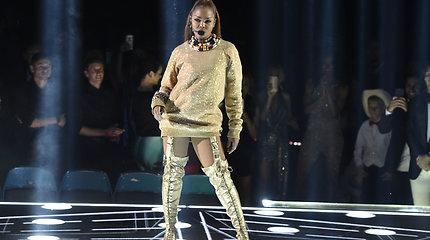 """Janet Jackson pasirodymas """"Billboard"""" apdovanojimuose"""