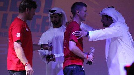 """Abu Dhabi Desert Challenge"" apdovanojimai"