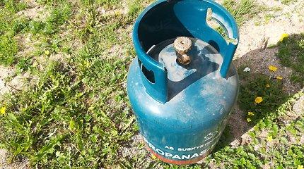 Radviliškyje per dujų baliono sprogimą nukentėjęs senolis neišgyveno
