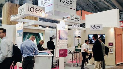"""""""Idex"""" pasirengusi investuoti Lietuvoje 200 mln. eurų"""
