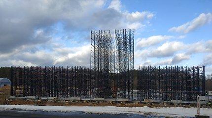"""""""Intersurgical"""" sandėlio Pabradėje statybai – 10 mln. eurų paskola"""