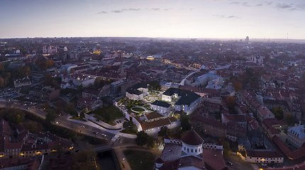 """""""Baltisches Haus"""" baigia projekto sostinės Bokšto gatvėje pirmąjį etapą: įsikurs ir L.Čepracko restoranas"""