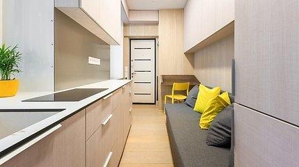 Būstų mažinimo kova: ar Vilniuje atsiras Honkongui būdingų miniatiūrinių butų?