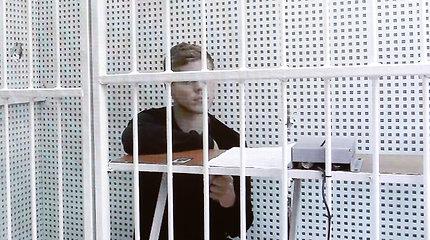 Rusijos futbolo chuliganai Kalėdas sutiks už grotų