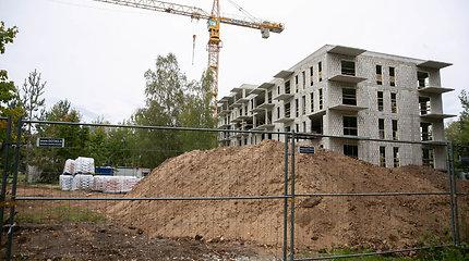 Kitoks požiūris į statybines medžiagas: atėjo metas statant namus mažinti atliekų kiekį