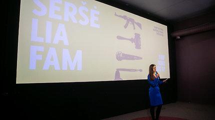 """Tarptautinio moterų filmų festivalio """"Šeršėliafam"""" atidarymo renginys"""