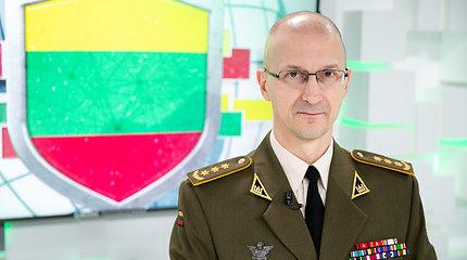 Krašto apsaugos sistemoje – du nauji generolai
