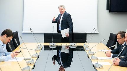 J.Narkevičius stoja į kovą su prokuratūra – skųs sprendimą dėl Lietuvos pašto