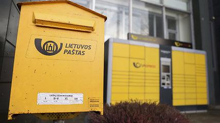 Atleista Lietuvos pašto valdyba