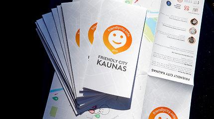 Draugiški Vilniaus ir Kauno žemėlapiai prieš LGBT+ eitynes kviečia solidarumui