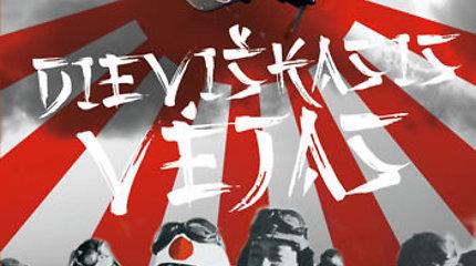 Naujoje knygoje – apie japonų kamikadzes per karą