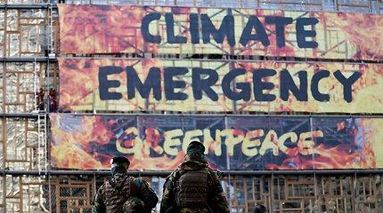 ES, išskyrus Lenkiją, sutarė iki 2050 metų pereiti prie klimatui neutralios ekonomikos