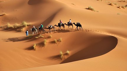 Pažinti Tunisą vienų atostogų neužteks: gamta ir istorija pribloškia savo didybe