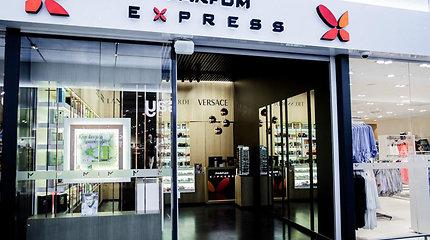 """15 metų veikęs tinklas """"Parfum Express"""" išsikvėpė – uždaroma paskutinė parduotuvė"""