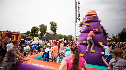 """""""Ogmios miestas"""" švenčia aštuntąjį gimtadienį: svečių lauks nemokamų pramogų gausa"""