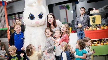 ALISA – žaidimų šalis, kurioje vaikai išmoksta rūpintis gyvūnais