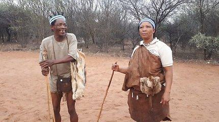 Kelionės po Botsvaną ir Zambiją akimirkos