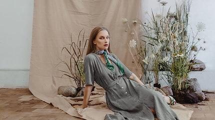 Lietuvos dizaineriai suka į naują kryptį: drabužius taisyti anksčiau reikėjo dėl nepritekliaus, šiandien – dėl pertekliaus