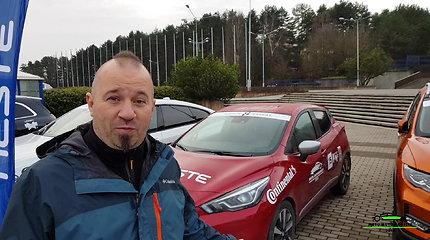 "Konkurso Lietuvos ""Metų automobilis 2018"" dalyvis – ""Nissan Micra"""