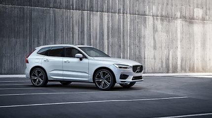 """Pasaulio metų automobilis – švedų """"Volvo XC60"""""""
