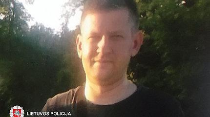 Panevėžio policija prašo pagalbos ieškant prieš mėnesį dingusio Dainiaus Narbuto