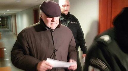 Teisėjas Konstantinas Gurinas suimtas dešimčiai parų