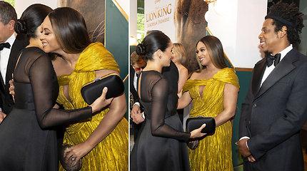 Meghan Markle ir Beyonce susitikimas pavergė visų širdis – pasidalijo tėvystės patarimais