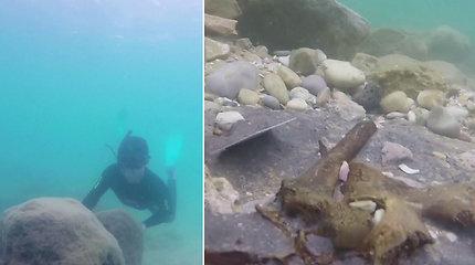 Prieš 7 tūkst. m. gyvenusių protėvių ir mūsų dilemos tos pačios: rastas seniausias civilizacijos bandymas pažaboti jūros lygį