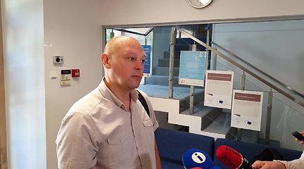 Garbės teismo malonė M.Striaukui: Susilaukiau labai didelio kolegų palaikymo